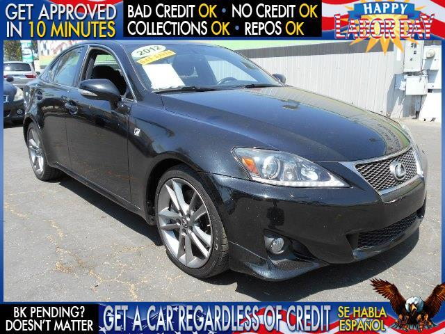 2012 LEXUS IS 350 BASE 4DR SEDAN black  welcome take a test drive or call us if you have any q