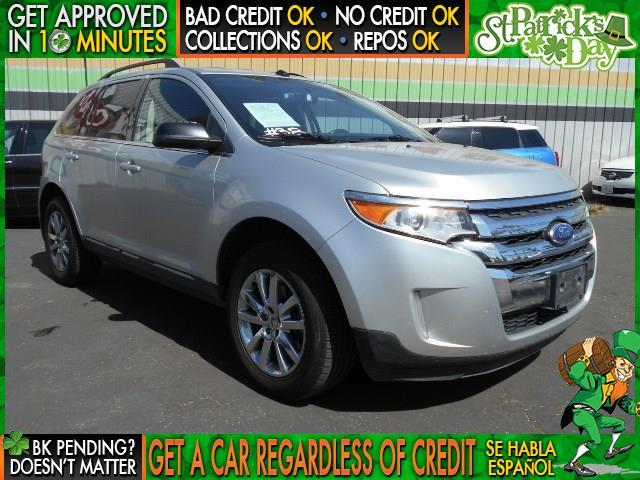 2013 FORD EDGE LIMITED AWD 4DR SUV silver  welcome take a test drive or call us if you have an