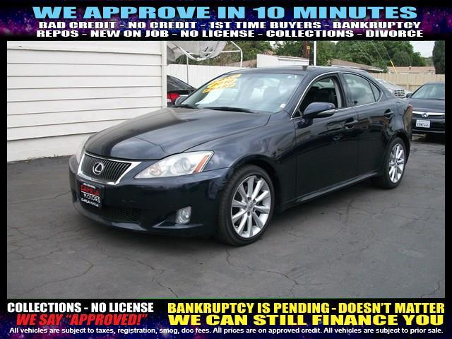 2010 LEXUS IS 250 BASE 4DR SEDAN 6A black welcome take a test drive or call us if you have any