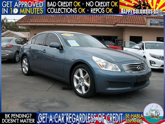 2008 INFINITI G35 blue  welcome take a test drive or call us if you have any questions you w