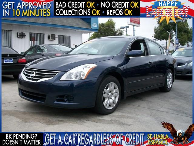 2012 NISSAN ALTIMA 25 S 4DR SEDAN blue  welcome take a test drive or call us if you have any