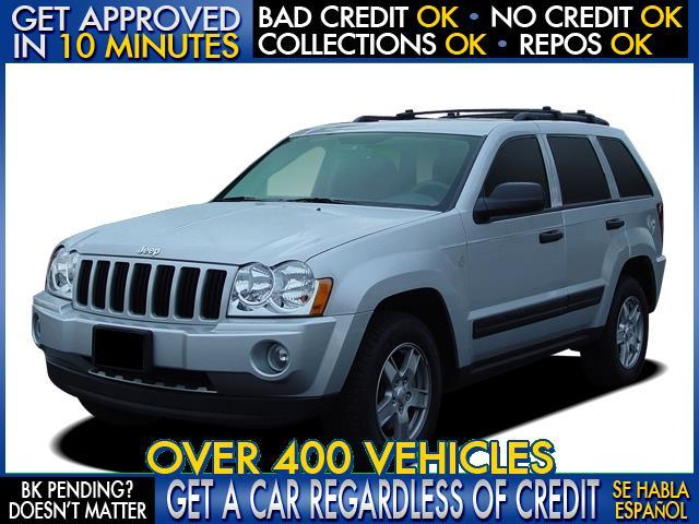 2007 JEEP GRAND CHEROKEE LAREDO 4DR SUV 4WD blue  welcome take a test drive or call us if you