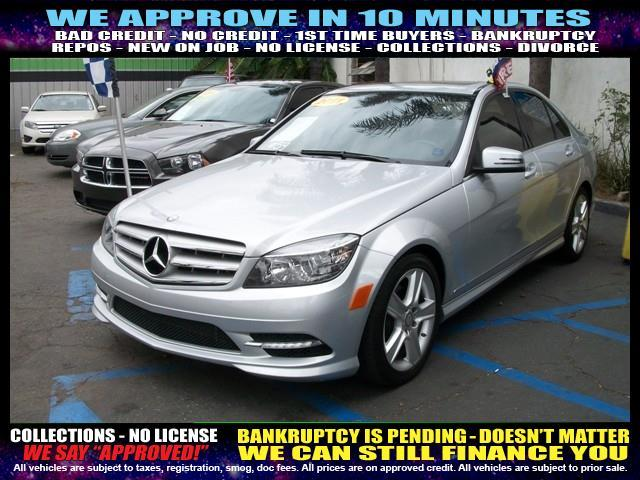 2011 MERCEDES-BENZ C-CLASS silver welcome take a test drive or call us if you have any questi