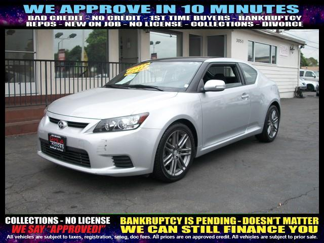 2011 SCION TC silver  welcome take a test drive or call us if you have any questions you won