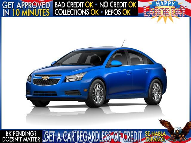 2013 CHEVROLET CRUZE 1LT AUTO 4DR SEDAN W1SD blue  welcome take a test drive or call us if yo