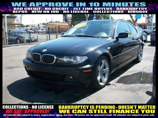 2006 BMW 3 SERIES 325CI 2DR COUPE black welcome take a test drive or call us if you have any qu