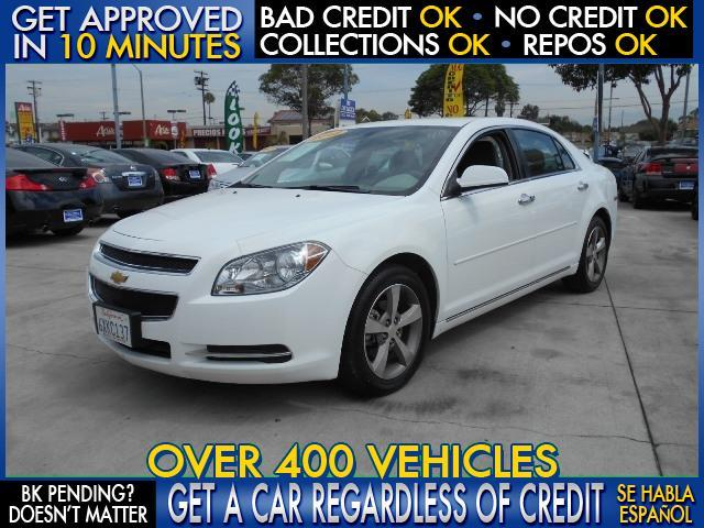 2012 CHEVROLET MALIBU LT 4DR SEDAN W1LT white  welcome take a test drive or call us if you ha