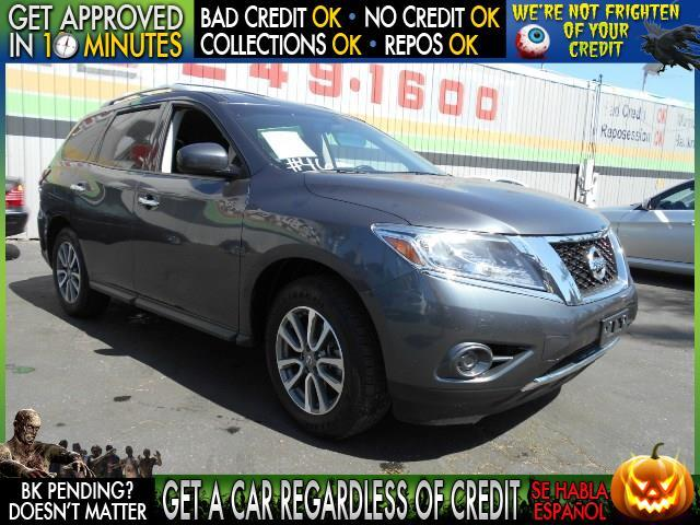 2013 NISSAN PATHFINDER charcoal  welcome take a test drive or call us if you have any question