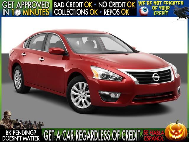 2013 NISSAN ALTIMA red  welcome take a test drive or call us if you have any questions you w