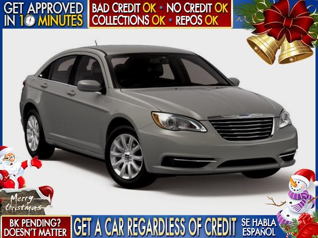 2014 CHRYSLER 200 LX 4DR SEDAN gray  welcome take a test drive or call us if you have any ques