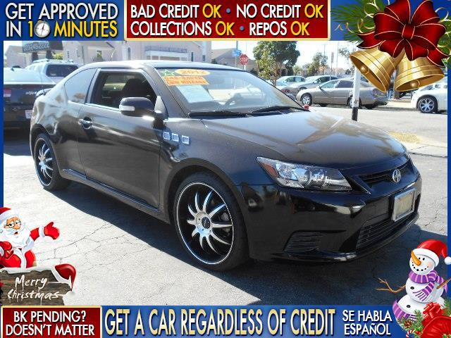 2012 SCION TC black  welcome take a test drive or call us if you have any questions you wont