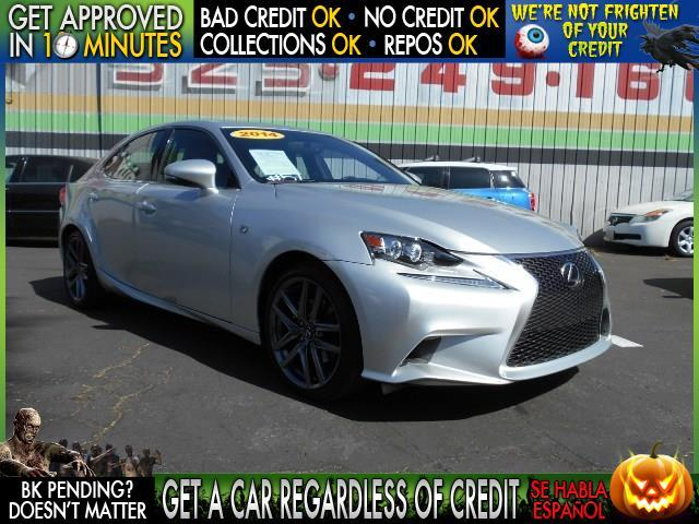 2014 LEXUS IS 250 BASE 4DR SEDAN silver  welcome take a test drive or call us if you have any