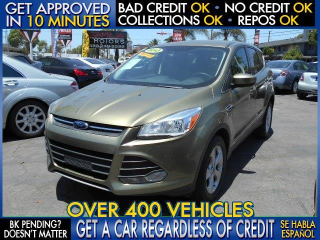 2013 FORD ESCAPE SE 4DR SUV green  welcome take a test drive or call us if you have any questi