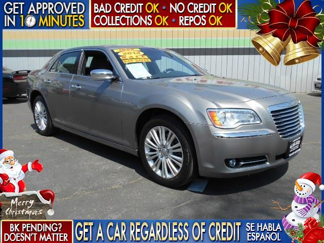 2014 CHRYSLER 300 C AWD 4DR SEDAN tan  welcome take a test drive or call us if you have any qu