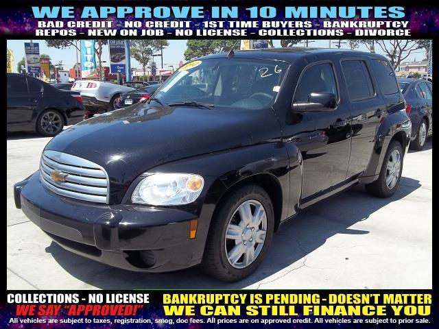 2010 CHEVROLET HHR LT 4DR WAGON W1LT black  welcome take a test drive or call us if you have