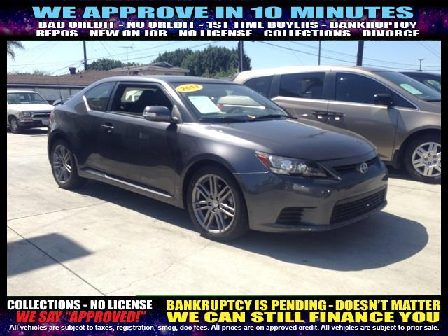 2013 SCION TC charcoal  welcome take a test drive or call us if you have any questions you w