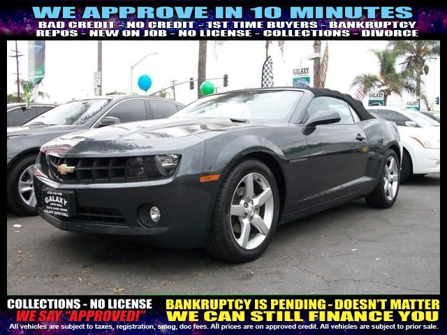 2013 CHEVROLET CAMARO LT 2DR CONVERTIBLE W2LT black welcome take a test drive or call us if