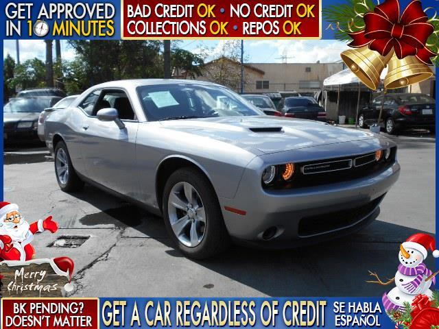 2015 DODGE CHALLENGER SXT 2DR COUPE silver  welcome take a test drive or call us if you have a