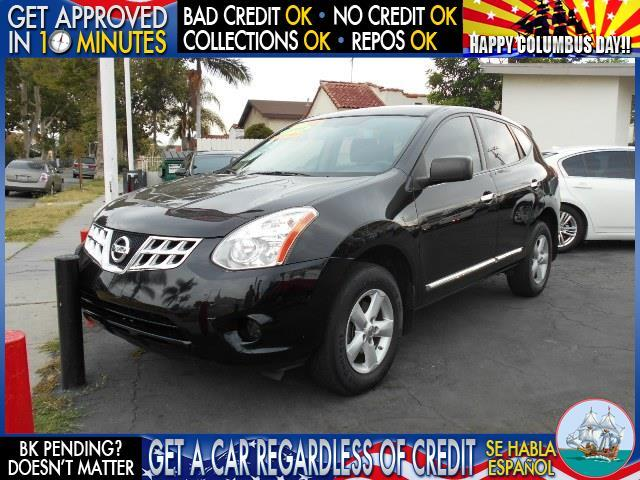 2011 NISSAN ROGUE S 4DR CROSSOVER black  welcome take a test drive or call us if you have any