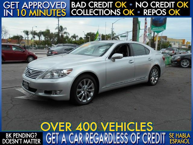 2011 LEXUS LS 460 BASE 4DR SEDAN silver  welcome take a test drive or call us if you have any