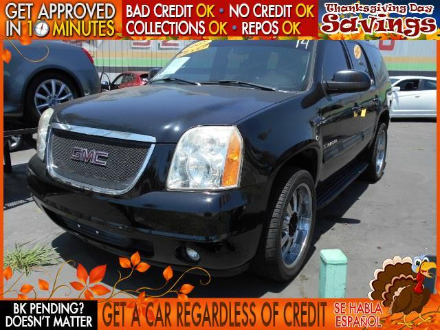 2007 GMC YUKON black  welcome take a test drive or call us if you have any questions you won