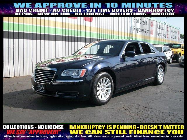 2012 CHRYSLER 300 BASE 4DR SEDAN black  welcome take a test drive or call us if you have any q