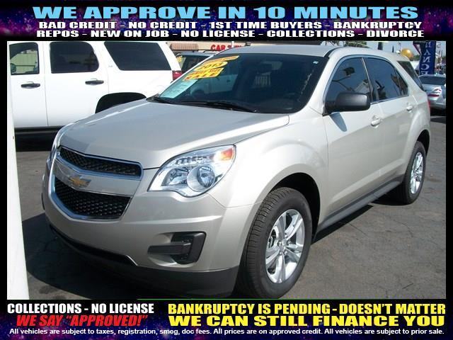 2013 CHEVROLET EQUINOX LS 4DR SUV gold  welcome take a test drive or call us if you have any q