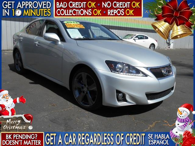 2013 LEXUS IS 250 BASE 4DR SEDAN silver  welcome take a test drive or call us if you have any