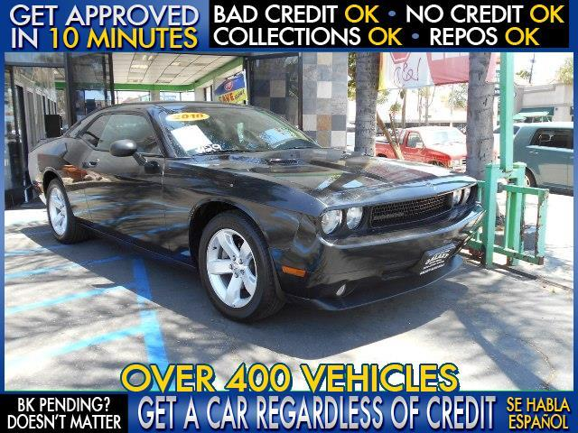 2010 DODGE CHALLENGER RT 2DR COUPE black  welcome take a test drive or call us if you have an