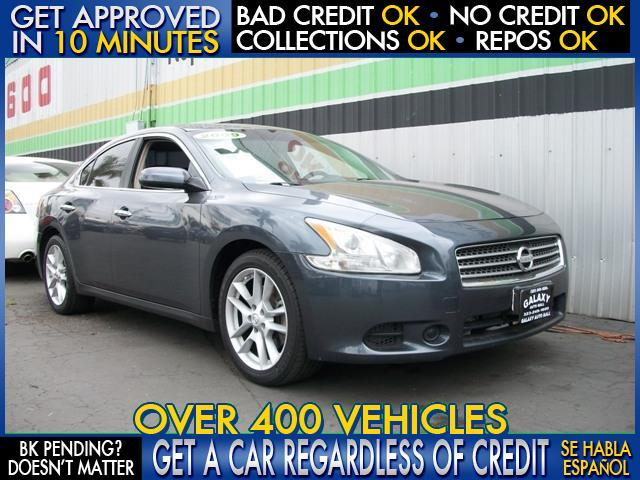 2009 NISSAN MAXIMA S charcoal  welcome take a test drive or call us if you have any questions