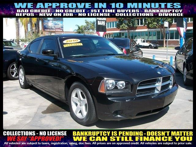 2010 DODGE CHARGER SE 4DR SEDAN black  welcome take a test drive or call us if you have any qu