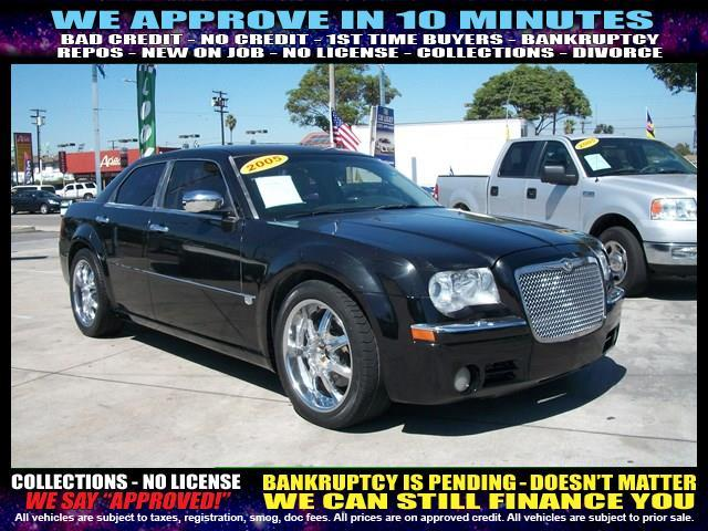 2005 CHRYSLER 300 C 4DR SEDAN black welcome take a test drive or call us if you have any questi