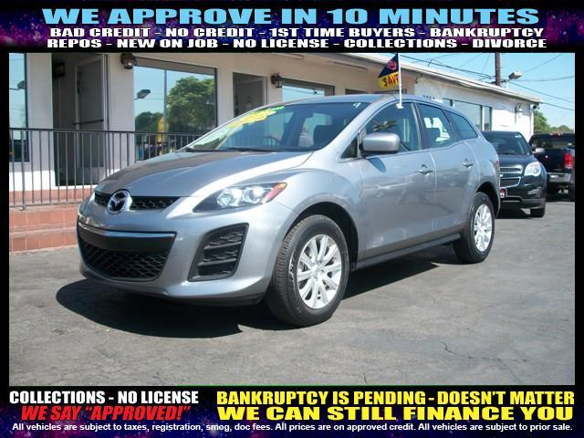 2011 MAZDA CX-7 I SV 4DR SUV charcoal welcome take a test drive or call us if you have any ques