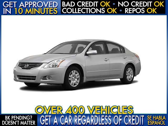 2012 NISSAN ALTIMA 25 4DR SEDAN black  welcome take a test drive or call us if you have any q