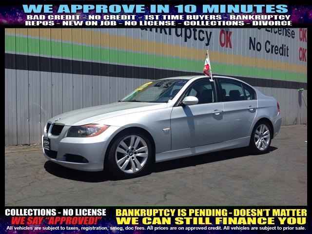 2007 BMW 3 SERIES 328I SEDAN LUXURY silver  welcome take a test drive or call us if you have a