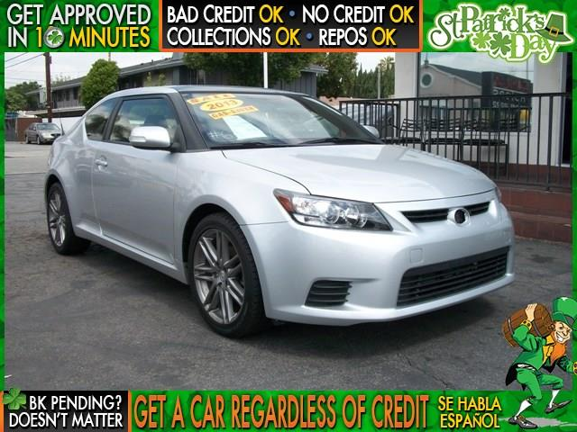 2013 SCION TC silver  welcome take a test drive or call us if you have any questions you won