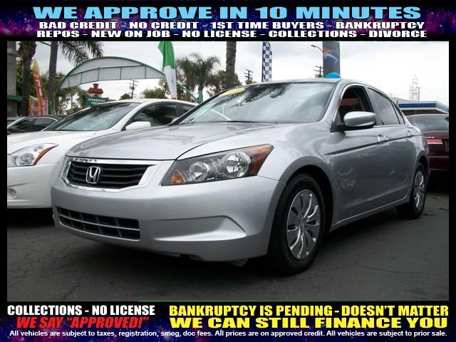 2010 HONDA ACCORD LX 4DR SEDAN 5A silver welcome take a test drive or call us if you have any