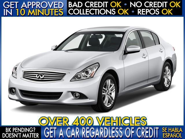 2012 INFINITI G25 SEDAN JOURNEY 4DR SEDAN black  welcome take a test drive or call us if you h
