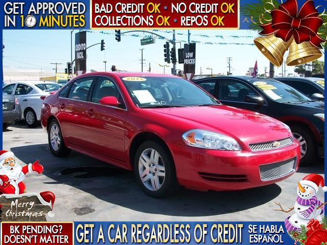2013 CHEVROLET IMPALA LT FLEET 4DR SEDAN red  welcome take a test drive or call us if you have