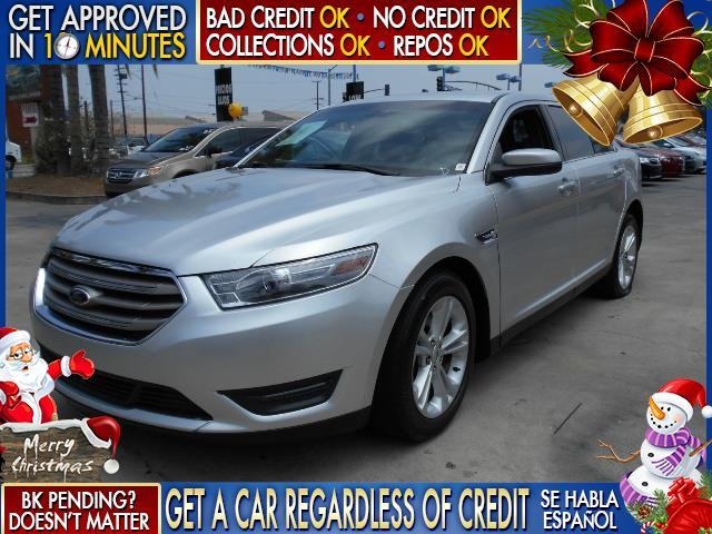 2013 FORD TAURUS SEL 4DR SEDAN silver  welcome take a test drive or call us if you have any qu