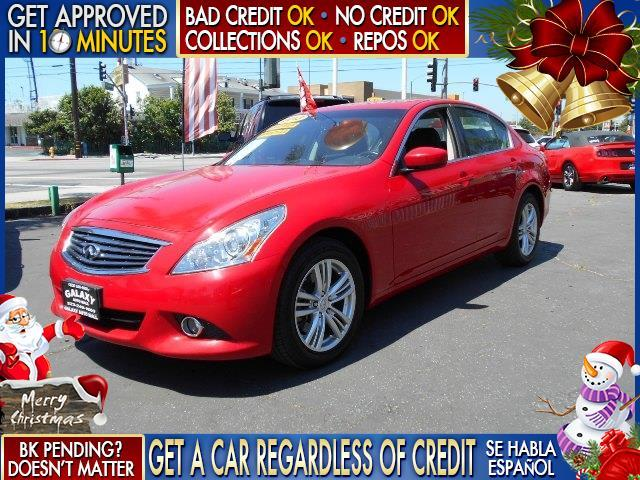 2013 INFINITI G37 SEDAN X AWD 4DR SEDAN red  welcome take a test drive or call us if you have