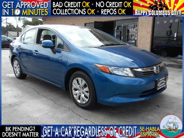 2012 HONDA CIVIC LX 4DR SEDAN 5A blue  welcome take a test drive or call us if you have any qu