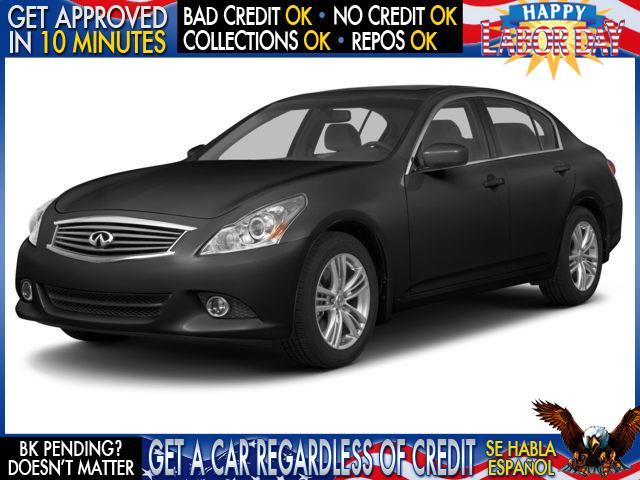 2013 INFINITI G37 SEDAN JOURNEY 4DR SEDAN black  welcome take a test drive or call us if you h