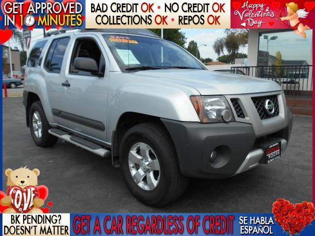 2013 NISSAN XTERRA SPORT silver  welcome take a test drive or call us if you have any question