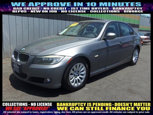 2009 BMW 3 SERIES 328I 4DR SEDAN SULEV gray  welcome take a test drive or call us if you have