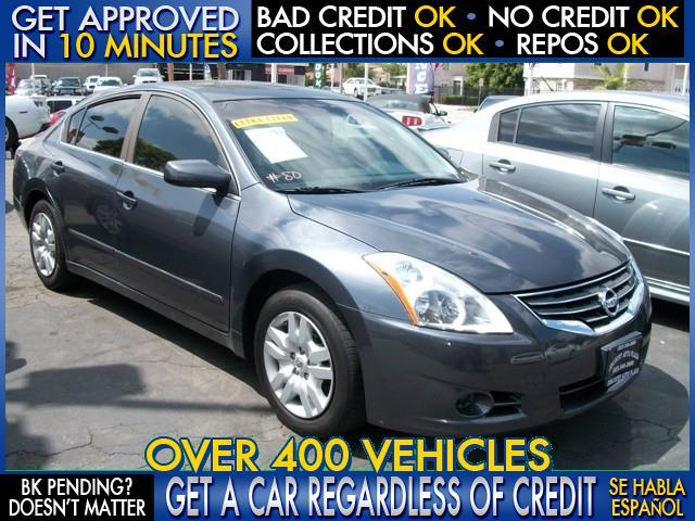2012 NISSAN ALTIMA 25 S 4DR SEDAN gray  welcome take a test drive or call us if you have any