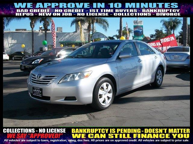 2009 TOYOTA CAMRY silver  welcome take a test drive or call us if you have any questions you