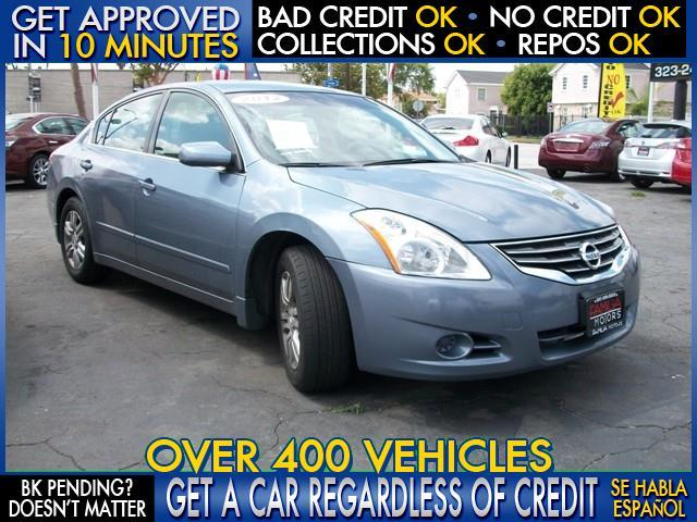 2012 NISSAN ALTIMA grey welcome take a test drive or call us if you have any questions you