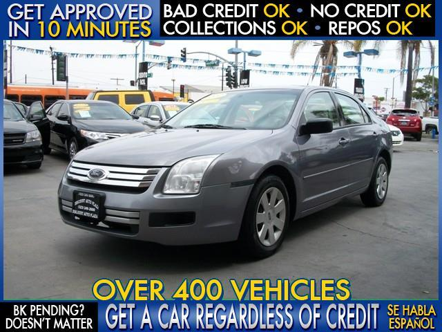 2007 FORD FUSION I-4 S 4DR SEDAN charcoal  welcome take a test drive or call us if you have an