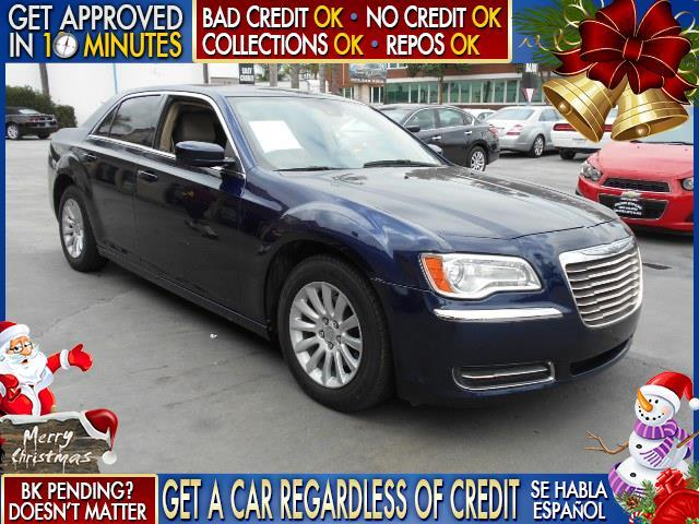 2013 CHRYSLER 300 blue  welcome take a test drive or call us if you have any questions you w